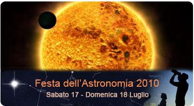 festa astronomia