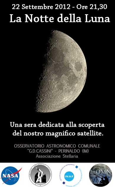 Notte della Luna 2012