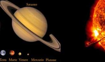 Quanto sono grandi i pianeti? E le stelle?