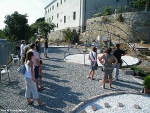 inauguraizone giardino del sole 2010