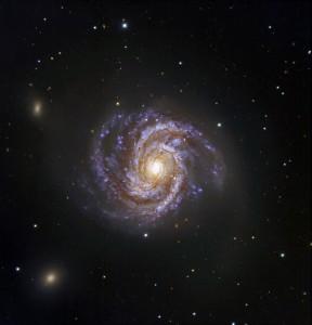 Galassia M100 - Credit: ESO