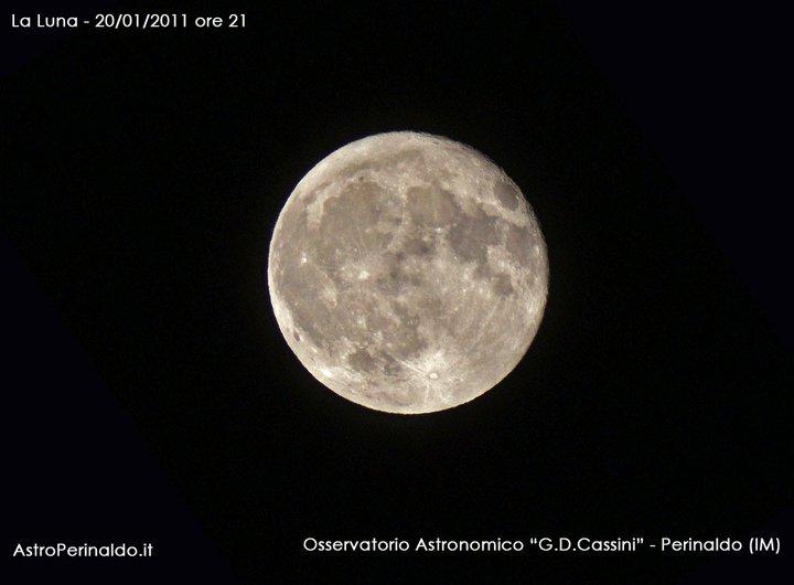 """La (non) """"Super Luna"""" di Domenica 23 Giugno 2013"""