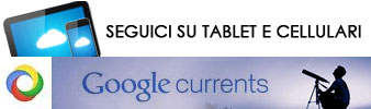 AstroBlog su Googel Currents