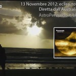 Le foto dell'eclisse totale di Sole del 13 Novembre 2012