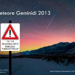 Stelle Cadenti di Dicembre: le Geminidi