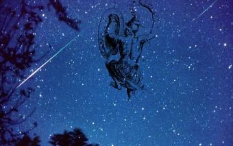 Orionidi 2014: stelle cadenti nel cielo di Ottobre