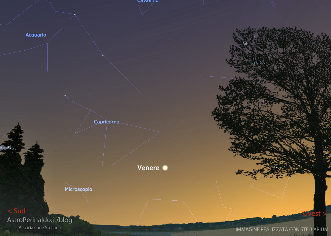 Il cielo di gennaio 2014 stelle cadenti pianeti stelle for Disegni di casa sud ovest