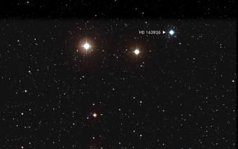 """Un possibile """"fratello"""" del Sole tra le stelle dell'Ercole: osservare HD 162826"""