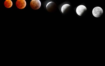 8 Ottobre 2014, le dirette online dell'Eclisse Totale di Luna