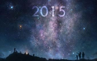 Il Cielo nel 2015: eventi celesti, pianeti, eclissi e stelle cadenti.