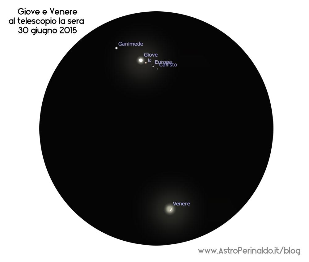 venere-giove-telescopio