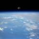 31 Luglio 2015: La Luna (non) Blu di questa sera e il passaggio della Stazione Spaziale Internazionale.