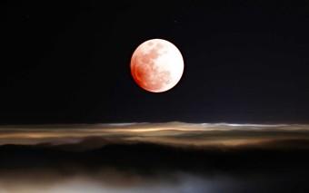 Nella notte tra Domenica e Lunedi non perdetevi la spettacolare Eclissi Totale di Luna!