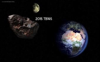 30 – 31 Ottobre: seguire il passaggio dell'asteroide 2015 TB145