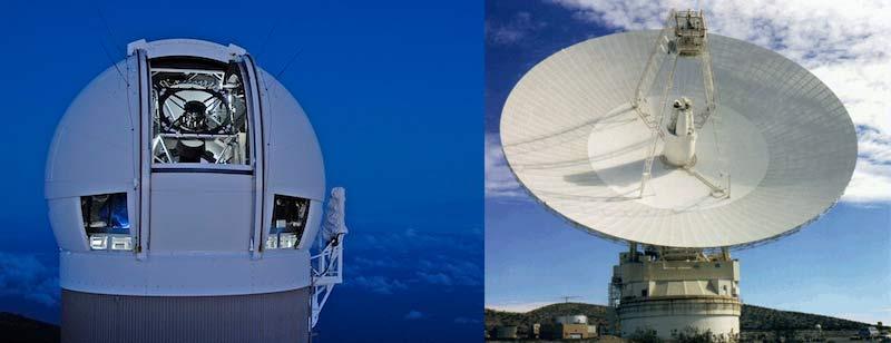 telescopi-radiotelescopio