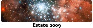 osservazioni astronomiche estate 2009