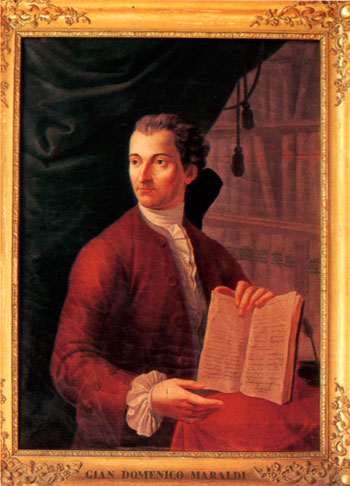 giovanni domenico maraldi